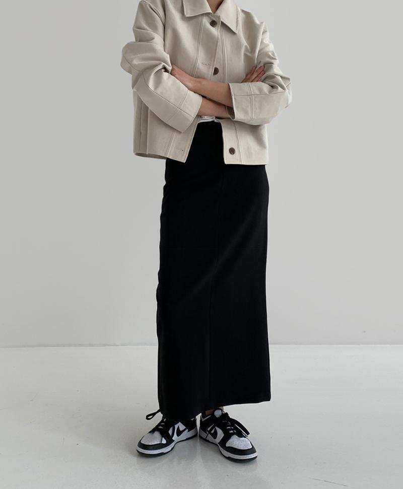 코트 모델 착용 이미지-S3L2