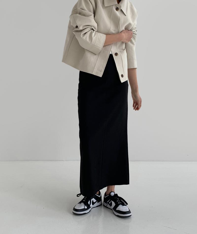 코트 모델 착용 이미지-S3L3